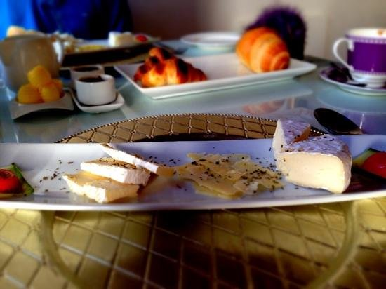 De Kloof Luxury Estate : a la carte ontbijt
