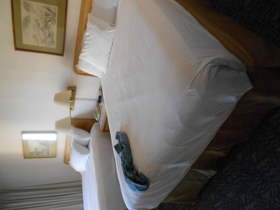 Pacific Beach Hotel : Two beds in Rooms