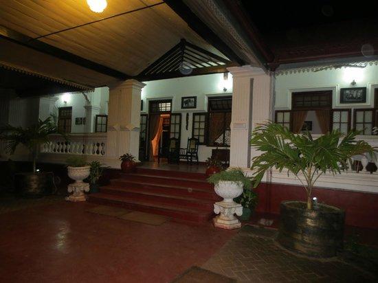 Hotel Viveka : Evenings