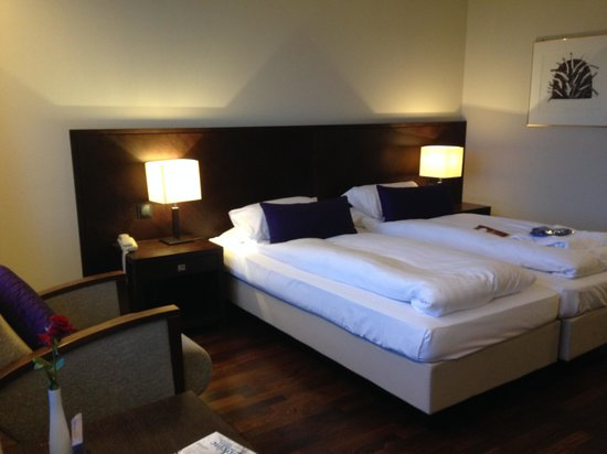 Radisson Blu Saga Hotel, Reykjavik: Comfortable bed