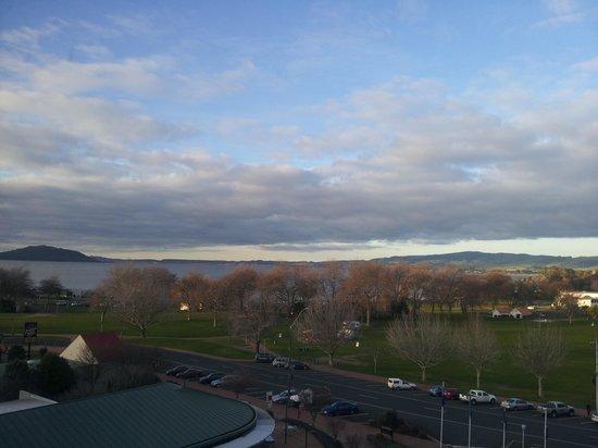 Novotel Rotorua Lakeside: room view