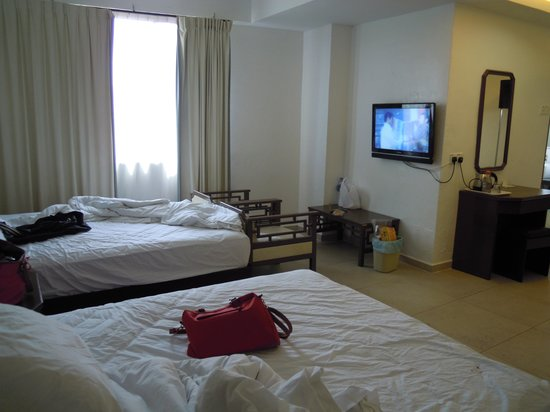 Townview Hotel: Premier Deluxe Room