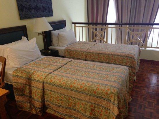 Lotus Desaru Beach Resort: Bedroom