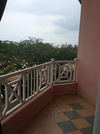 Lotus Desaru Beach Resort: View from the Living Room