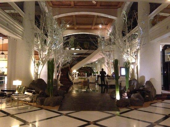 Vivere Hotel: Hotel lobby