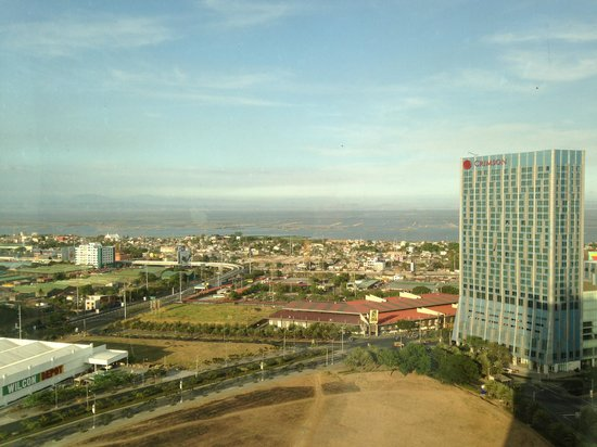 Vivere Hotel : Our view