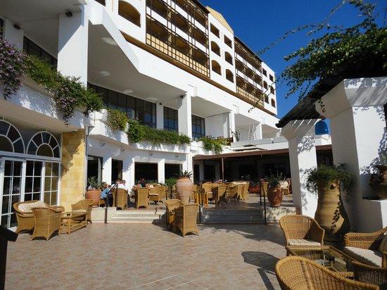 Aldemar Amilia Mare Family Resort : Вид отеля