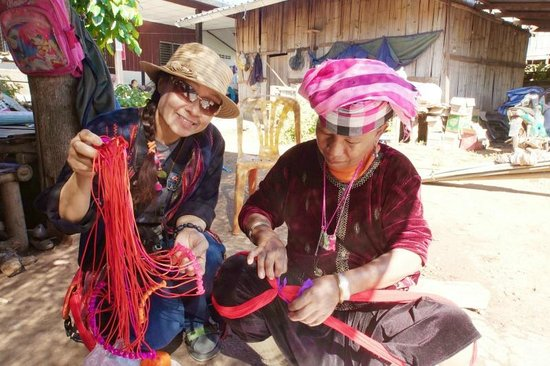 Lisu Lodge : Lisu villager