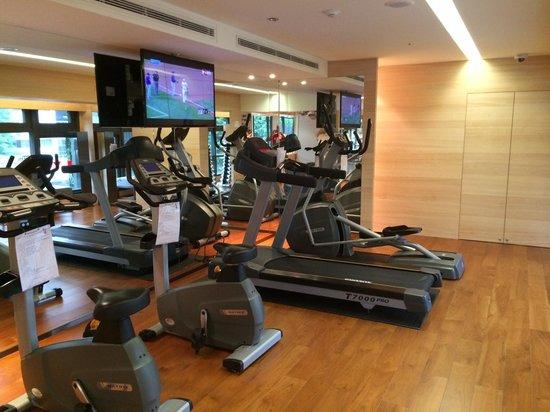 Hotel Cozzi Minsheng Taipei: Gym