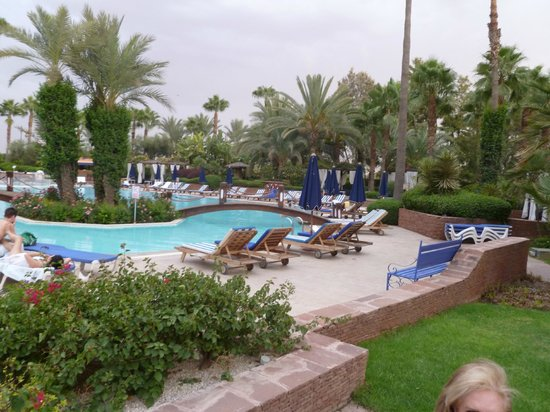 Le Meridien N'Fis: A real oasis in the desert