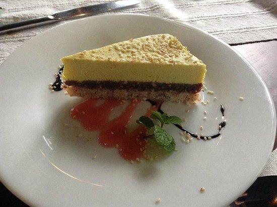 The Farm at San Benito: dessert