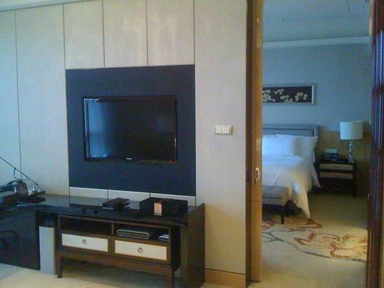Hilton Guangzhou Baiyun : Room/Suite
