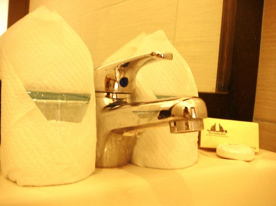 Puri Sading Hotel: amenities