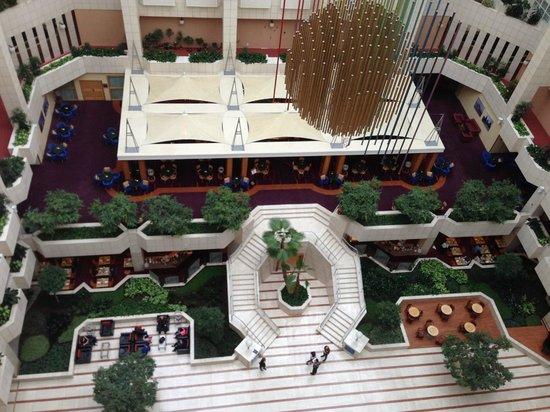 Hilton Prague: Atrium Hall