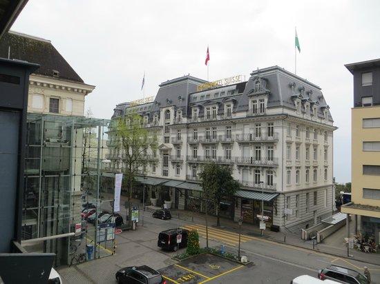 Montreux Hotels Near Train Station