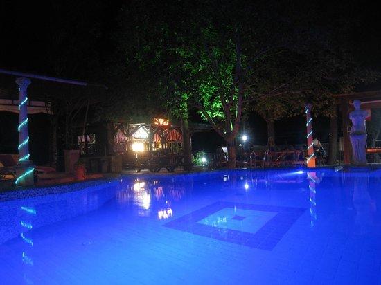 Atilla's Getaway: Swimming Pool! Loved it!