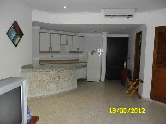 Hotel Regatta Cartagena: Hotel Regatta