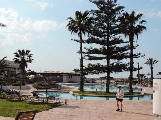 Regency Hotel and Spa : Piscina.