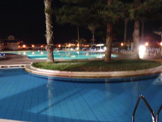 Regency Hotel and Spa : Piscina esterna.