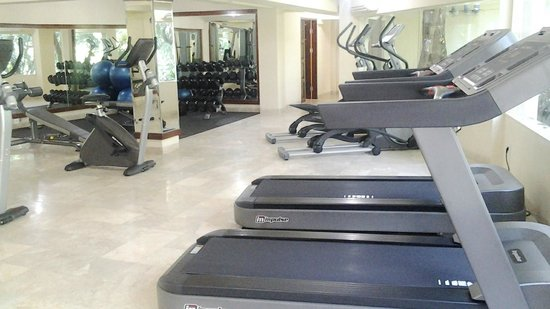 Ayung Resort Ubud: Fitness centre