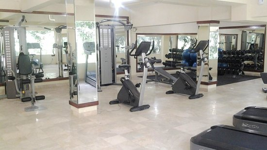 Ayung Resort Ubud: Fitness centre
