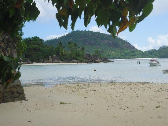 Eden's Holiday Villas: small beach