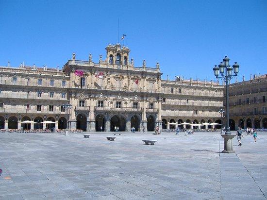 Plaza Mayor: Salamanca