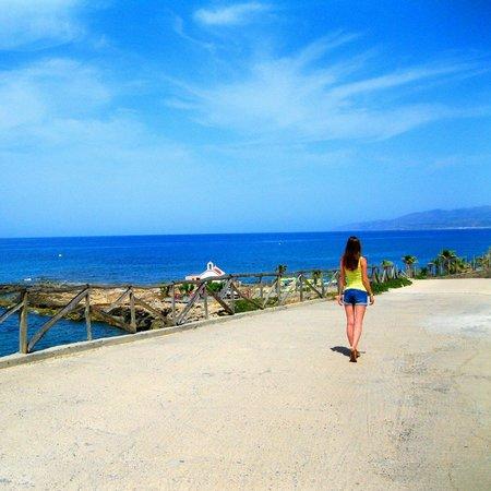 Parque Acuático Star Beach: по пути к Star Beach