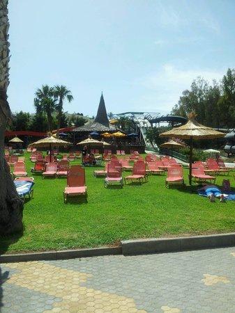 Parque Acuático Star Beach: красота