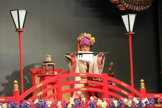 Edo Wonderland Nikko Edomura: Pertunjukan Sulap Air