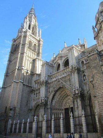 Catedral Primada: Кафедральный собор Толедо