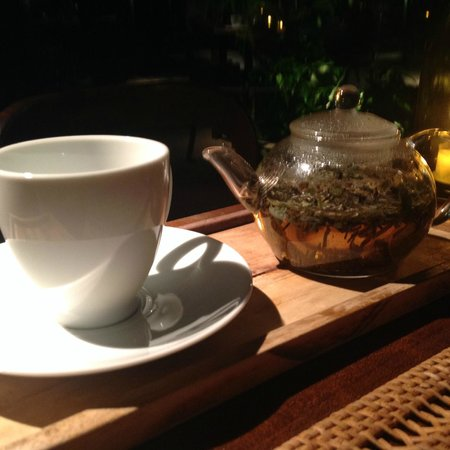 The Andaman, A Luxury Collection Resort : Great health teas