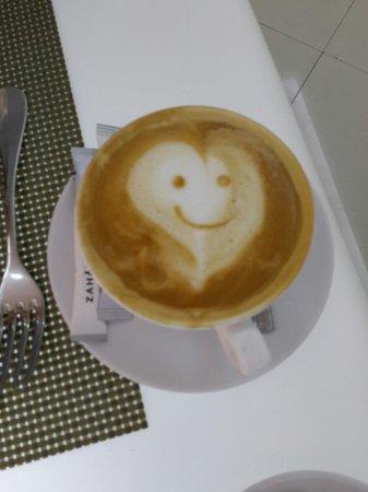 Hotel Christina: #happycoffee