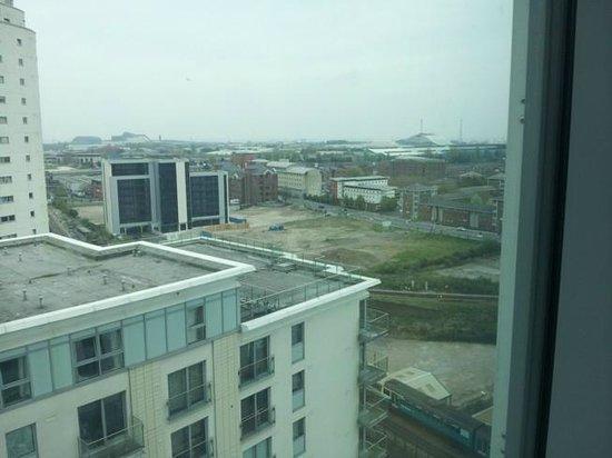 Radisson Blu Hotel, Cardiff: Not so great view