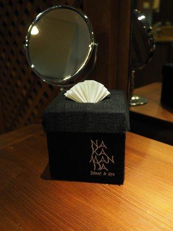Nakamanda Resort & Spa: bathroom