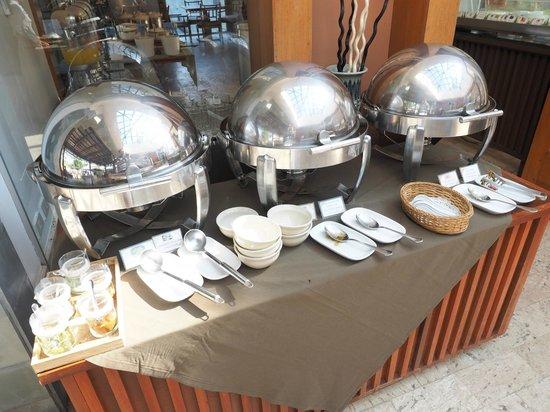 Nakamanda Resort & Spa : restaurant