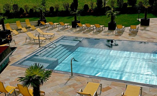 Hotel Edenlehen: Nice outdoor/indoor pool