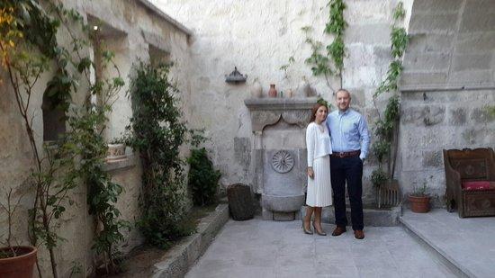 Terra Cave Hotel: Yildonumu
