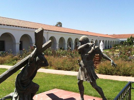 Mission San Luis Rey: The Gardens