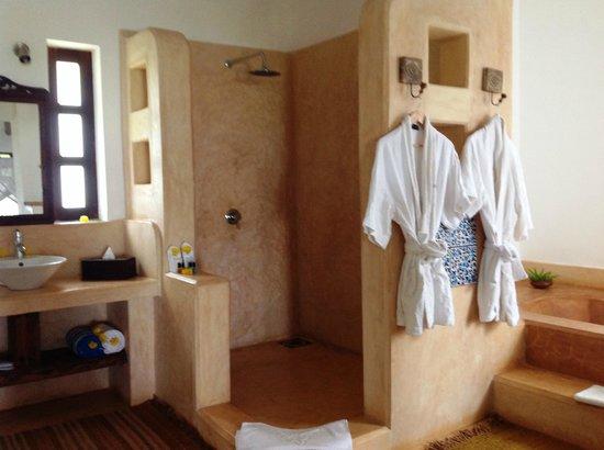 Kasha Boutique Luxury Hotel : bathroom