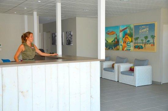 Résidence La Grenadine : La Réception