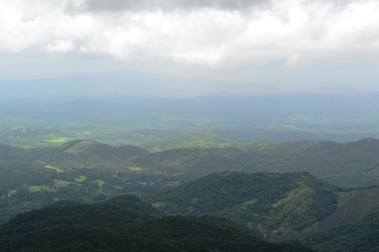 Amboli: View of the breathtaking Sahyadhri's