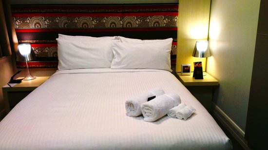 Pensione Hotel Melbourne - by 8Hotels: Petite Double Room