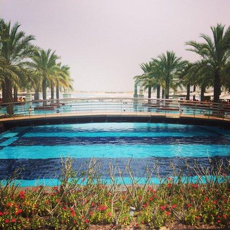 Jumeirah Zabeel Saray: Chillin