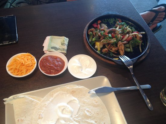 TJs Sports Bar & Grill: Crazy Mexican Tuesday!