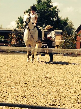 Amargeti Equestrian Club     Amargeti valley, Cyprus