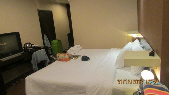 Qiu Hotel Sukhumvit: hotel room
