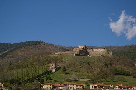 Le Costabonne : le village