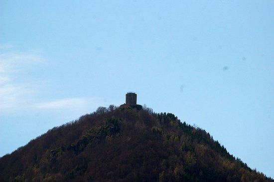 Le Costabonne : la tour de mir