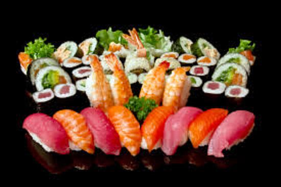 Ostreria & Sushi De Mercado: Sushi Variado